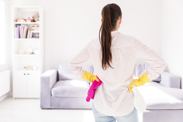 How To Keep Your House Clean In 15 Minutes A Day