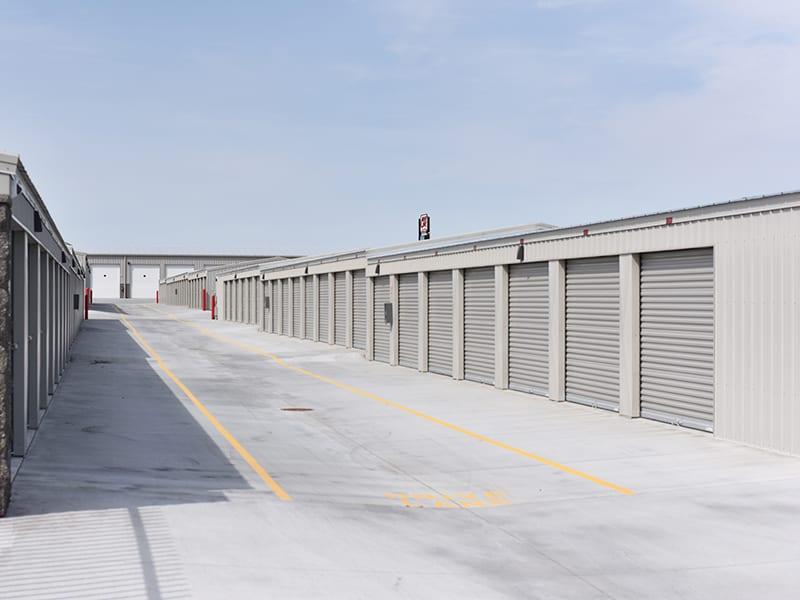 Storage Units at Cottonwood Self Storage