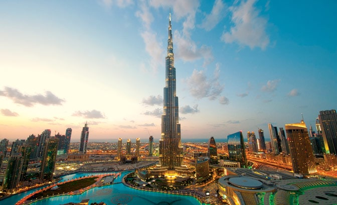 Food guide to United Arab Emirates