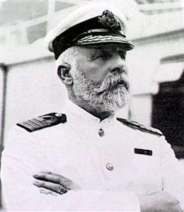 Camptain of Titanic