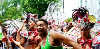 Nothing hill carnival