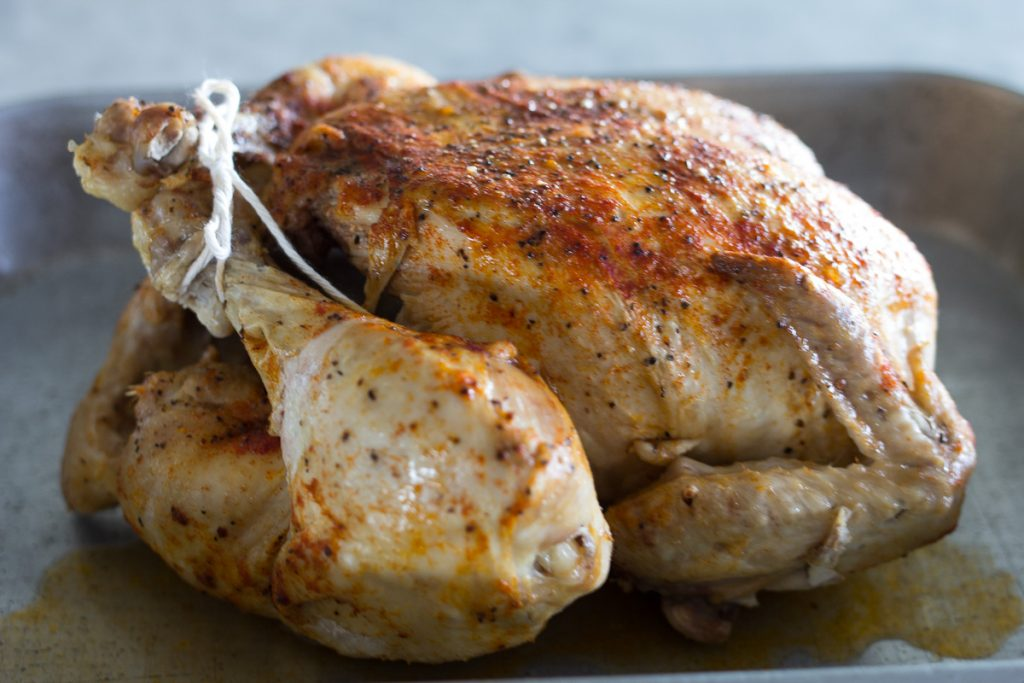 Instant Pot Whole Rotisserie Style Chicken