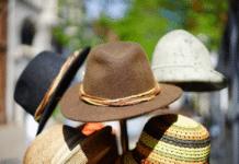 trendy hats