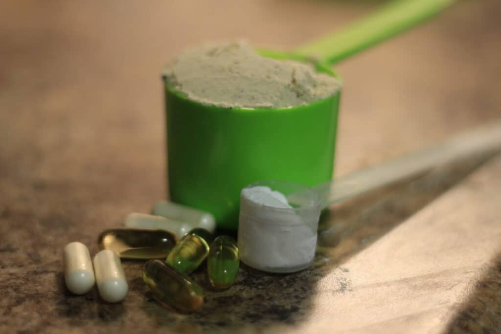 pre-workout supplements aid in a fast recovery
