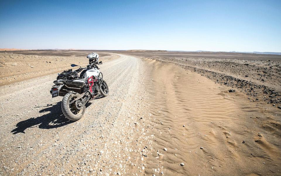 Desert motorbike tours Morocco