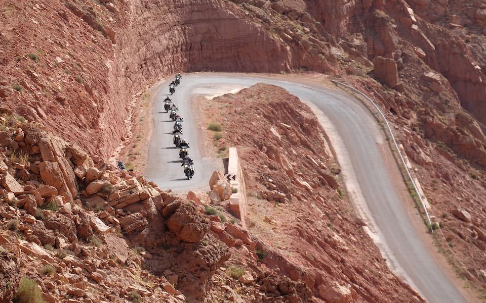 Motorcycle tours Morocco