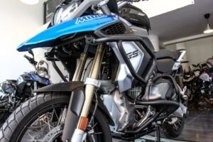 R1250GS with OM protection