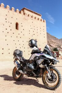R1250GS in Morocco