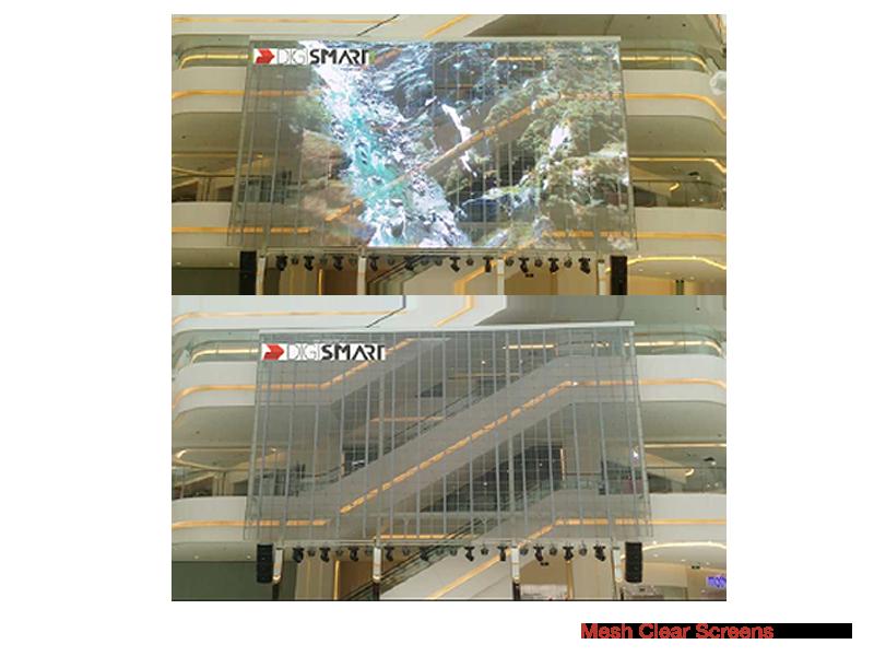 Mesh Clear Screens C Mesh Bottom 2