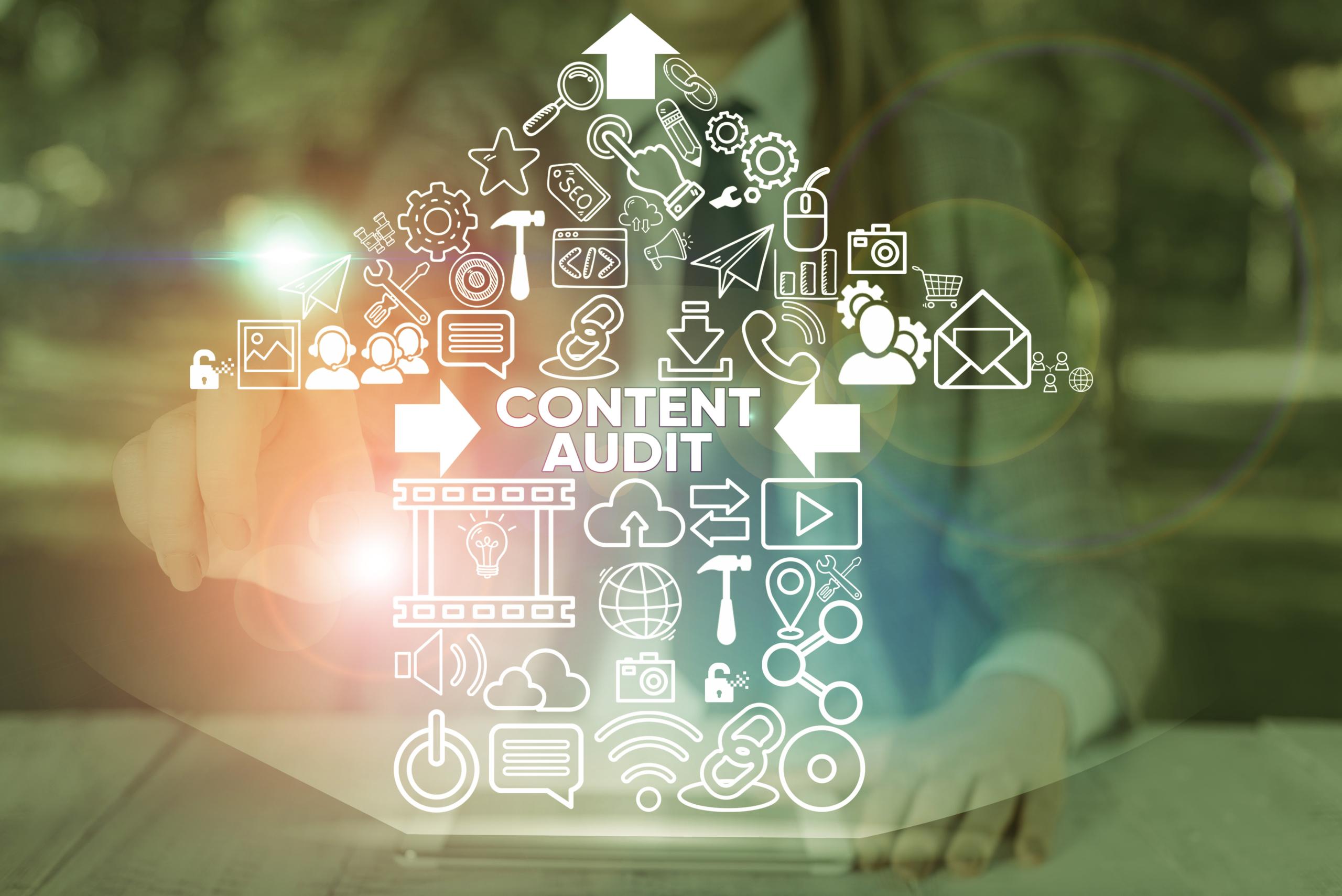 Website and Online Content Audit Sarasota