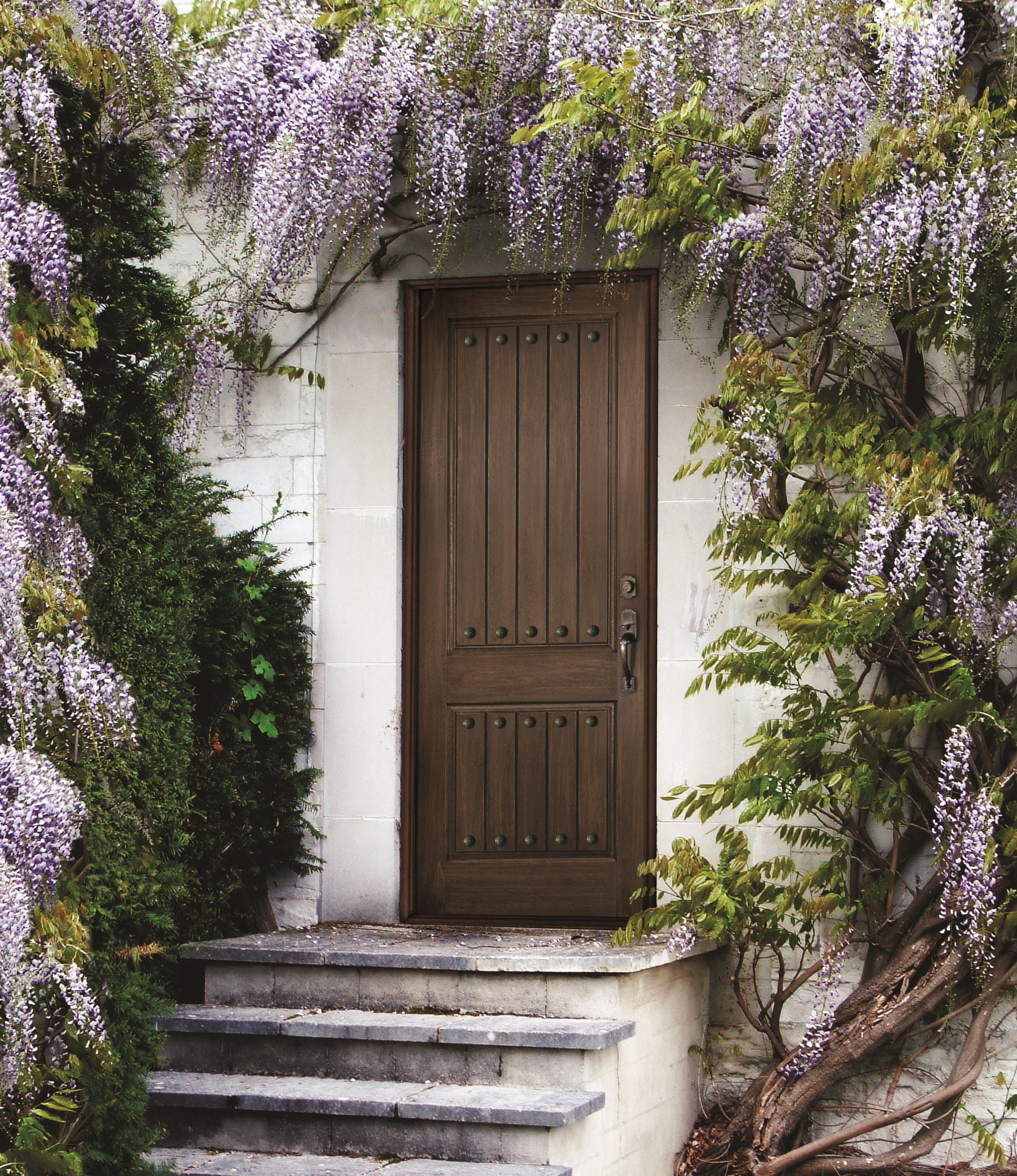 Fiberglass Exterior Door