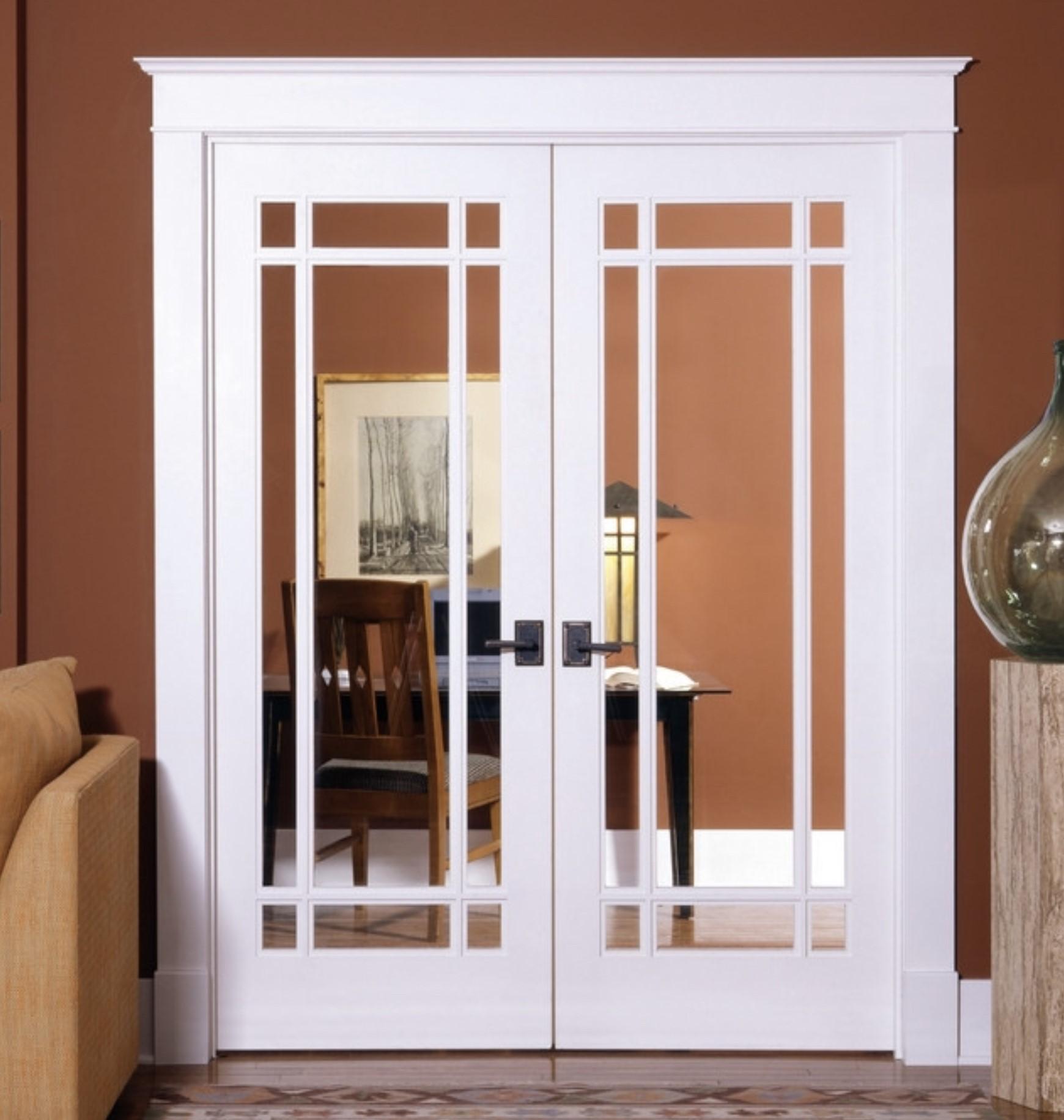 Interior Glass Doors and Glass Bifolds