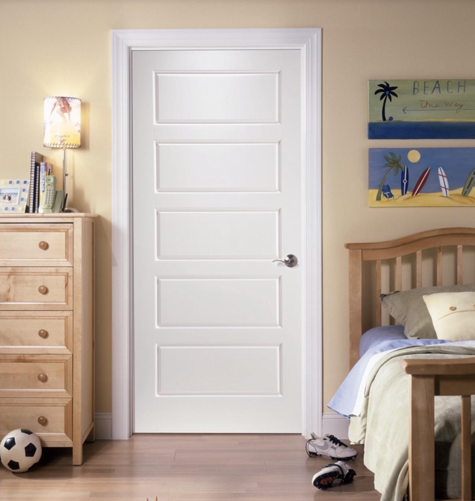 Interior Molded Doors and Bifolds