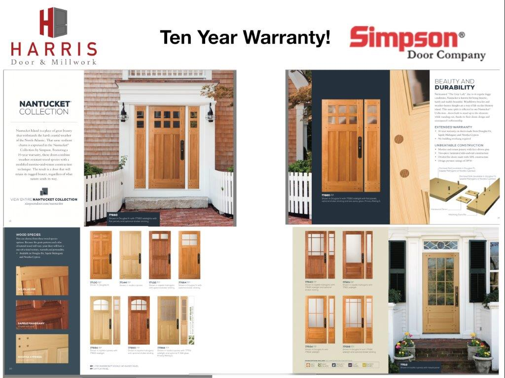 Simpson Doors 1