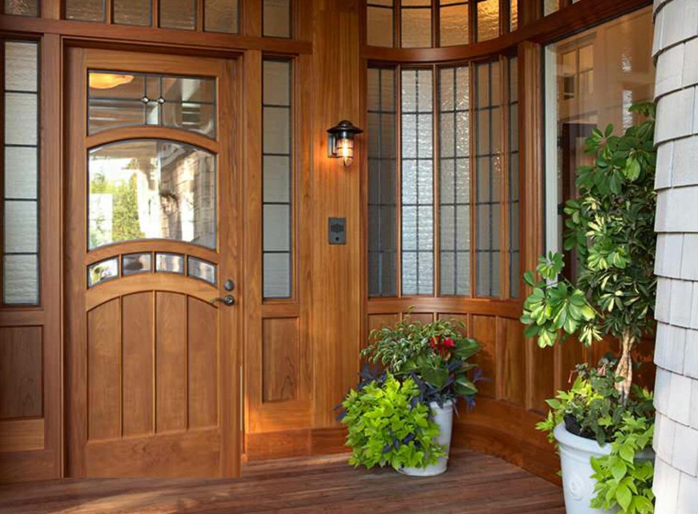 horizontal simpson door