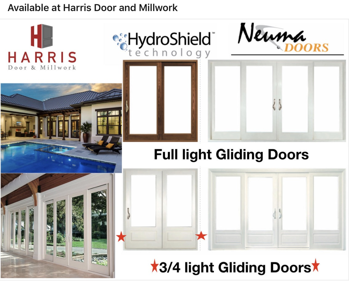 Available Neuma Doors