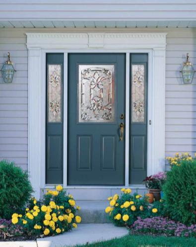 Exterior Steel Door Photo