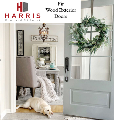 Click Here to View Our Fir Wood Exterior Doors