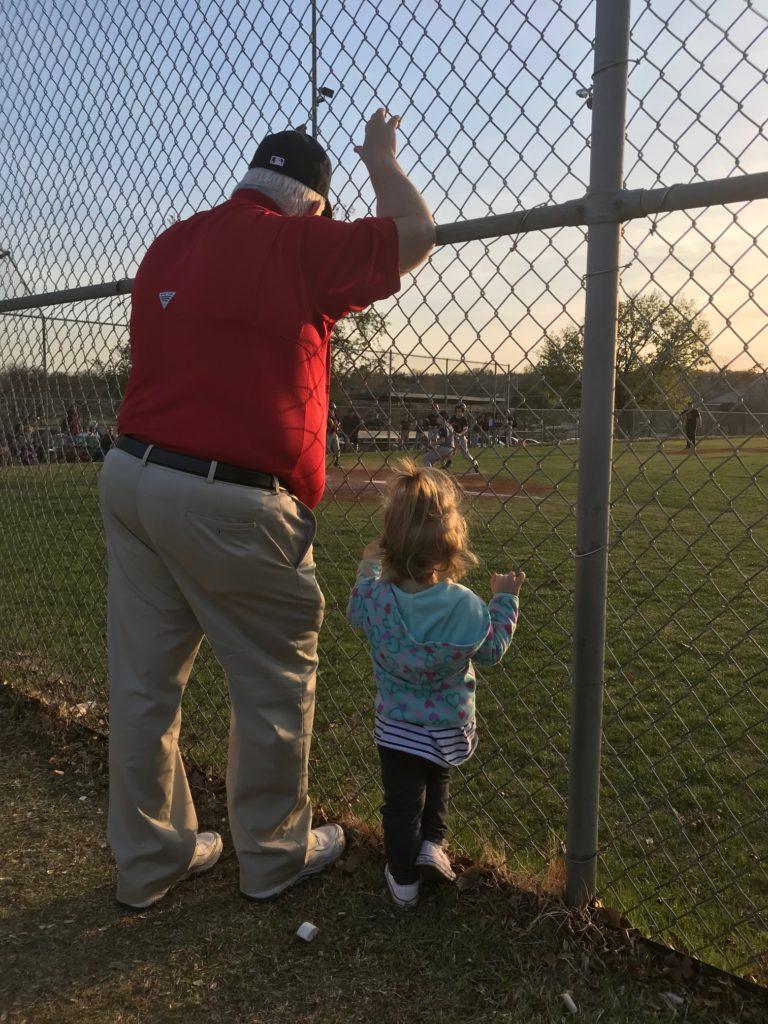 Grandpa and Ally