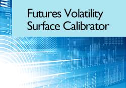 Futures Volatility Surface Calibrator