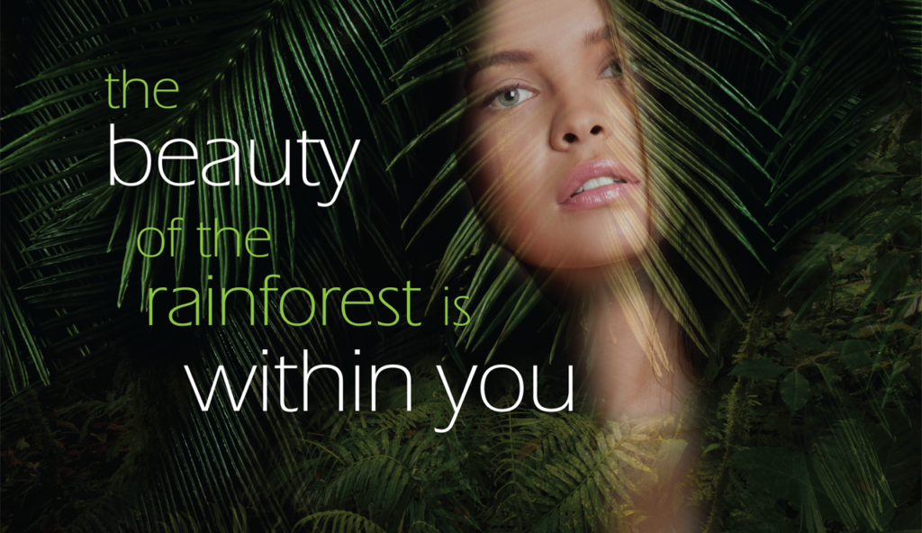 Rainforest Beauty Within You Slider