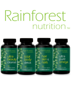 Rainforest Nutrition Products