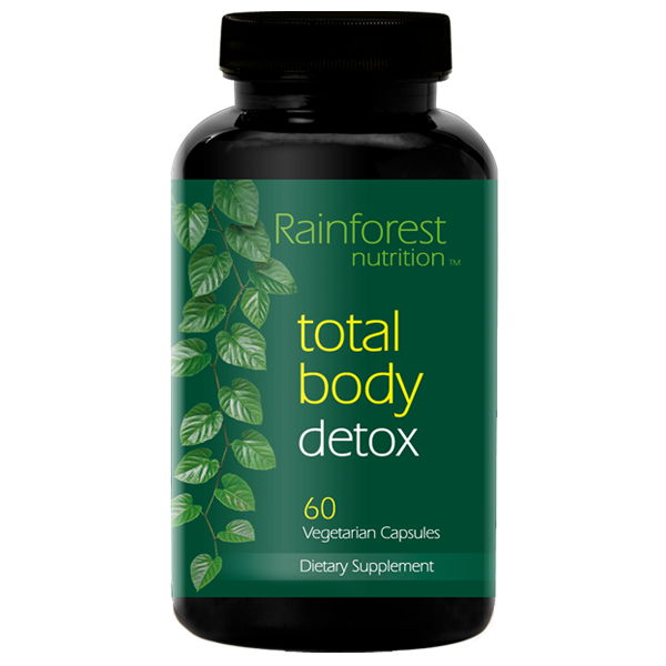 Rainforest Total Body Detox Bottle