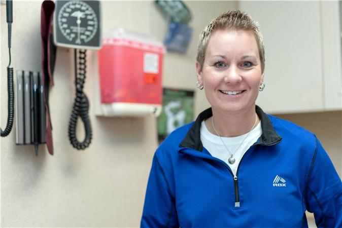 Rachele Salter FNP, BC, RN, ACLS