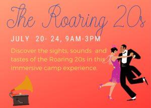 Roaring 20s Camp