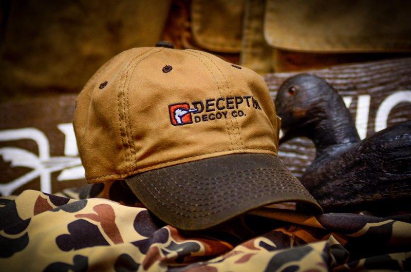 32101 - Natural Gear Camo Deception Decoy Co. Logo
