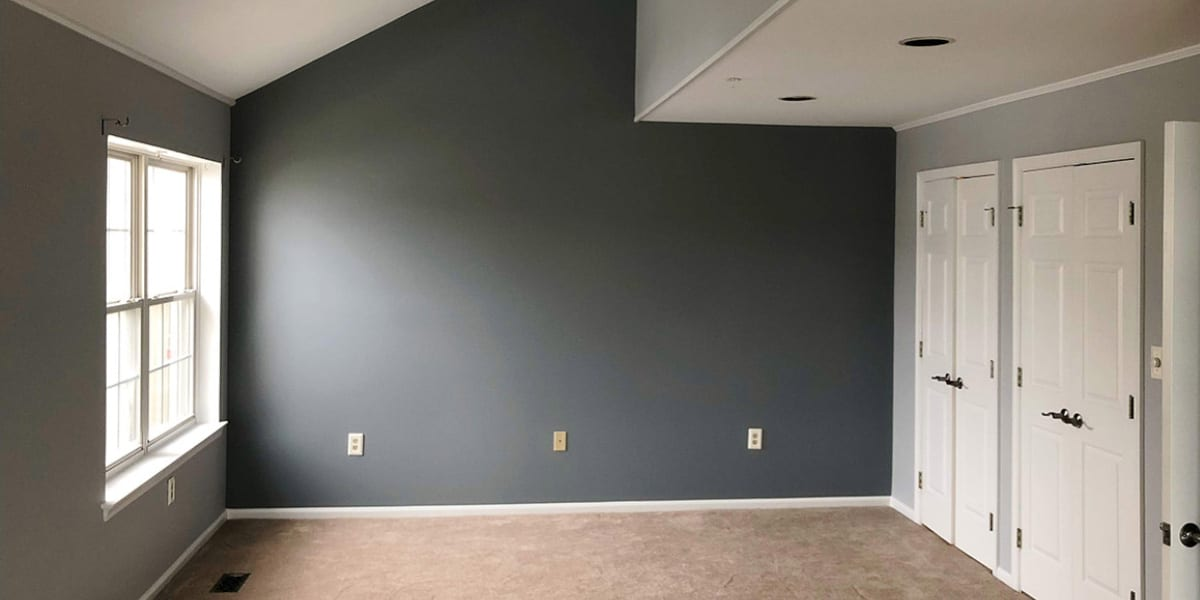 painting services accent wall