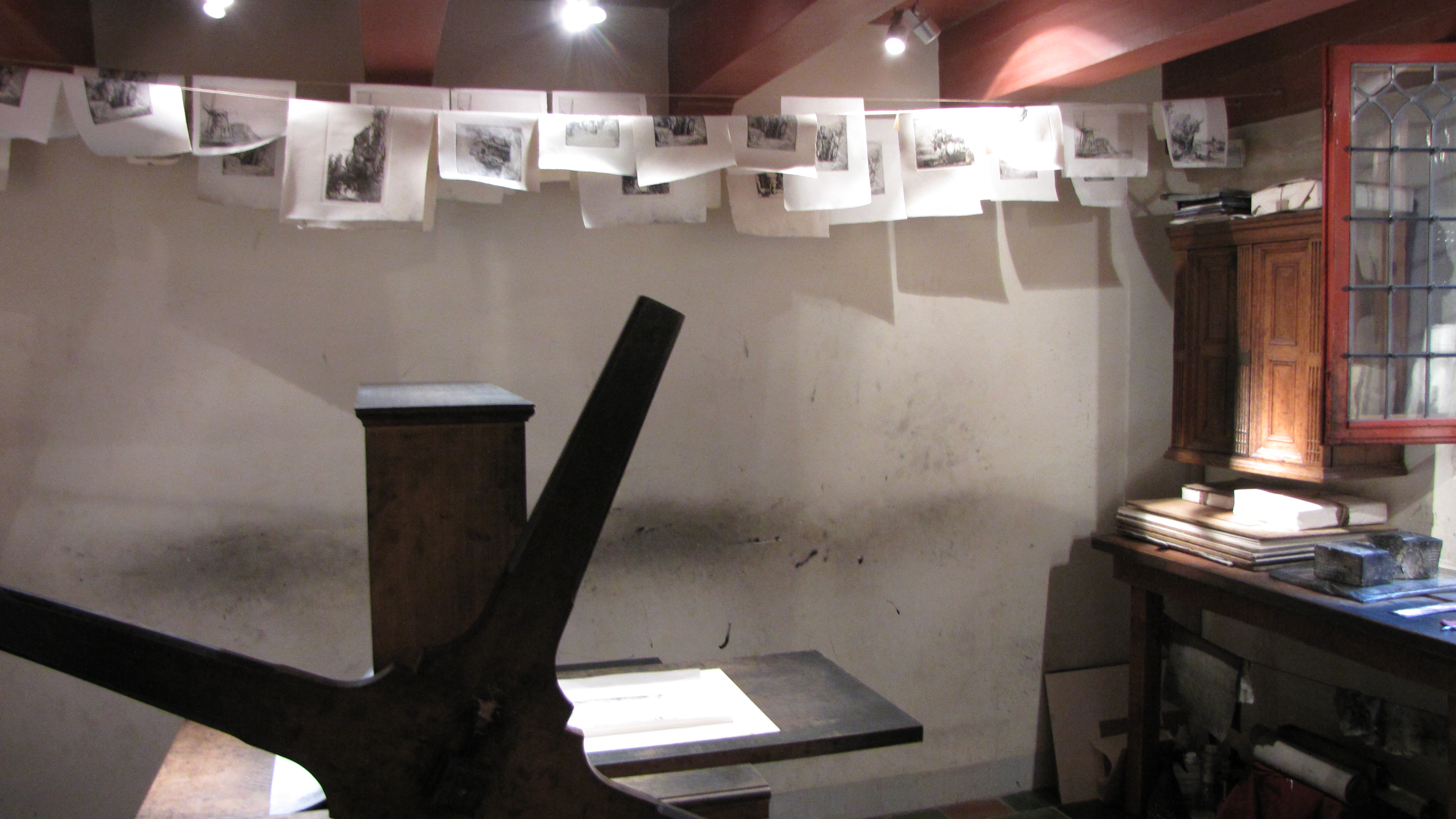 The Rembrandt House Museum