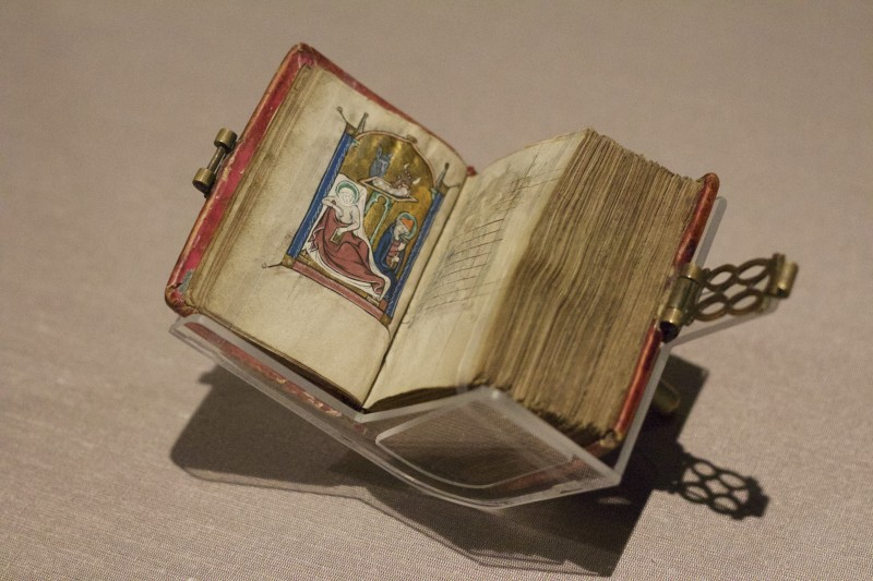 Book of Hours at the AGO