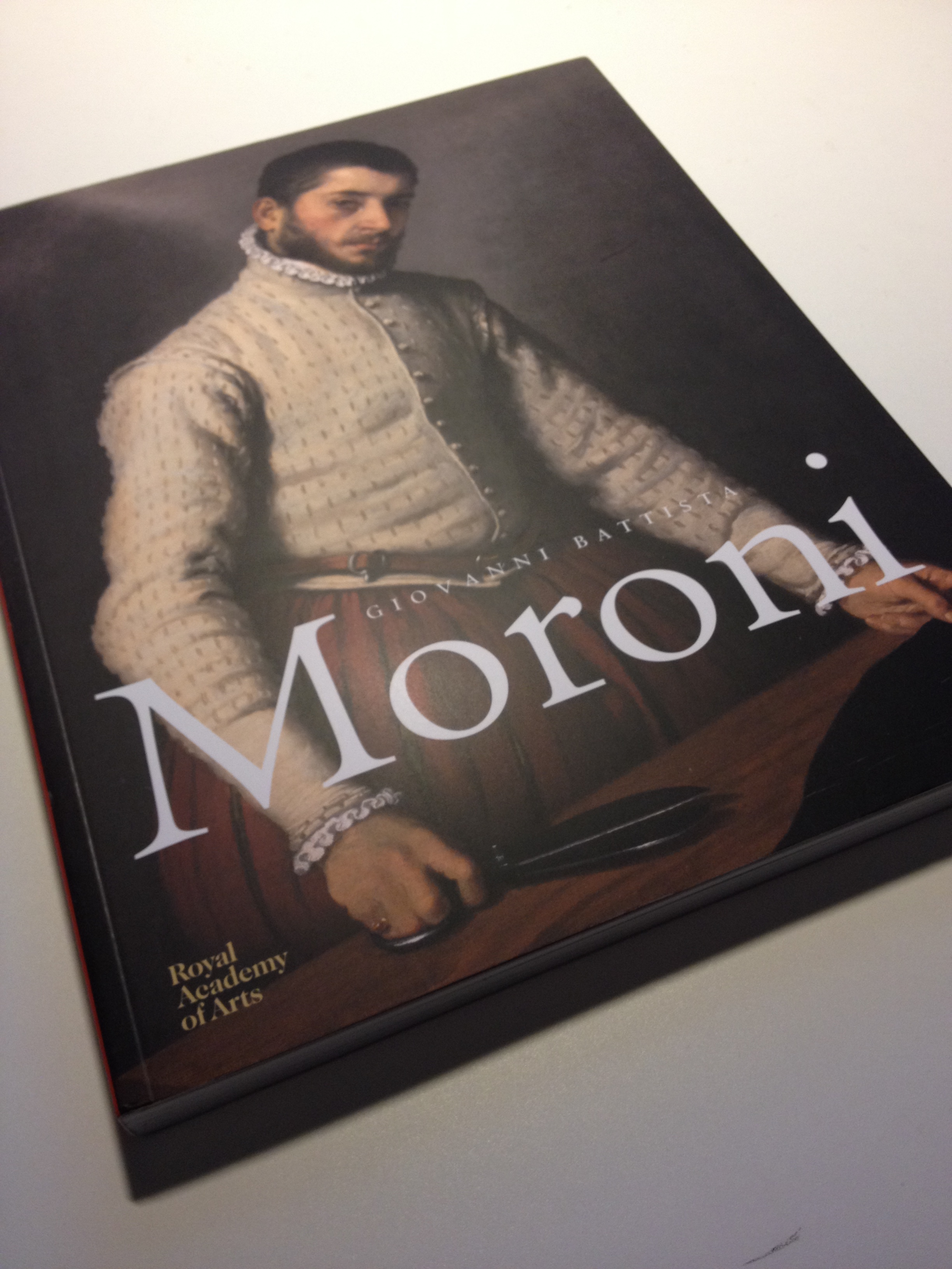 Moroni at the Royal Academy