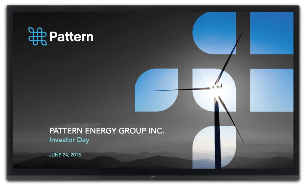 Pattern Energy