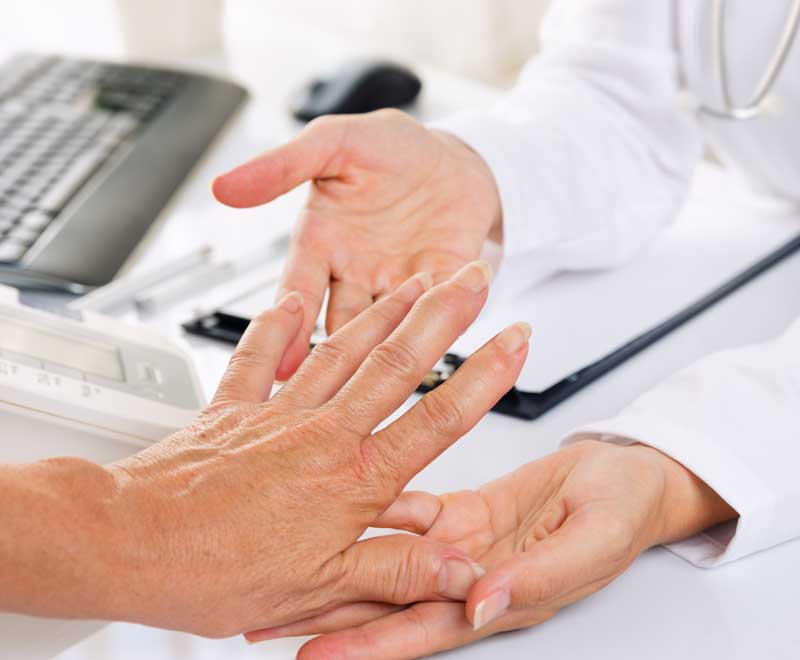 arthritis in the hands