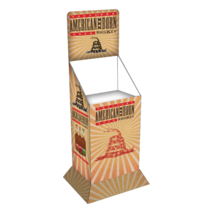 ABM_Milestone Brands_Corrugated Display 2