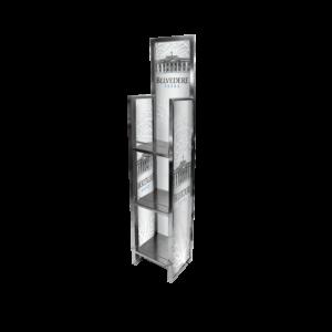 Belvedere_Metal Rack