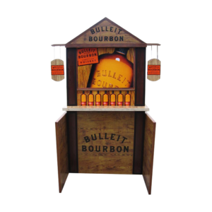 Bulleit Bourbon_Rasthkeller Display
