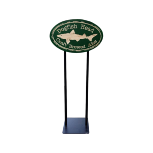 Dogfish Head_Pole Topper