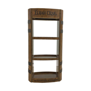 Elijah Craig_Father Of Bourbon Display Rack