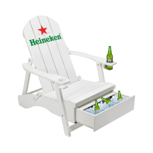 Heineken_Adirondack Cooler Chair