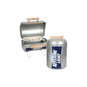 Keystone Light Can Grill