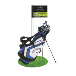 Lunazul Golf Display
