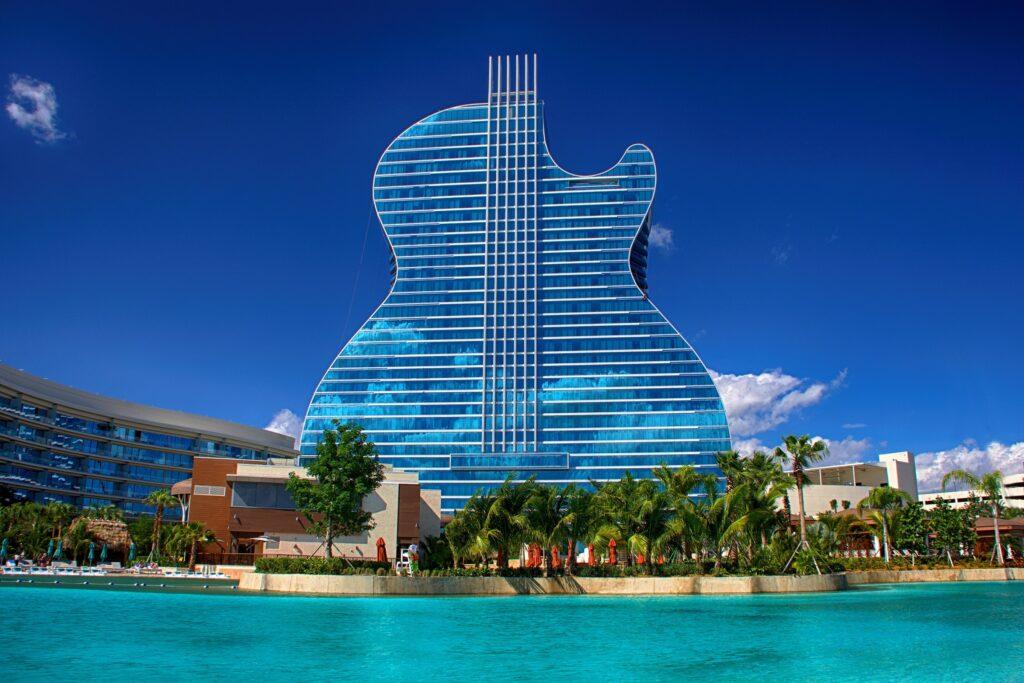 seminole hard rock hotel hollywood florida