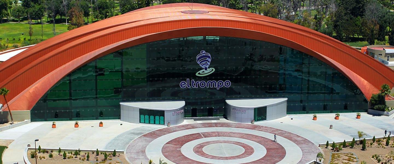 El Trompo Museo Interactivo Tijuana