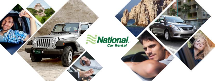 National Car Rental Aeropuerto