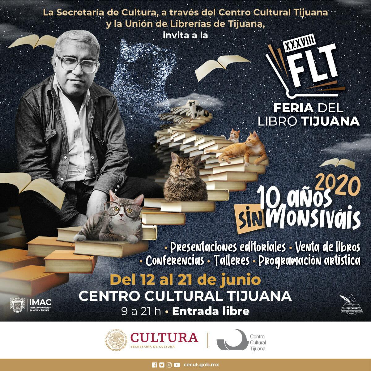 Feria del Libro de Tijuana