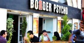 Border Psycho Cantina