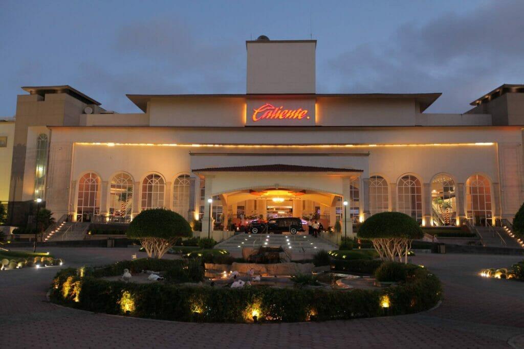 Casino Caliente – Hipódromo de Agua Caliente
